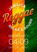 Постер, плакат: Reggae