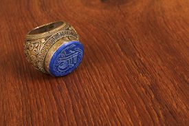picture of ottoman  - This is a very old ring from Anatolia - JPG
