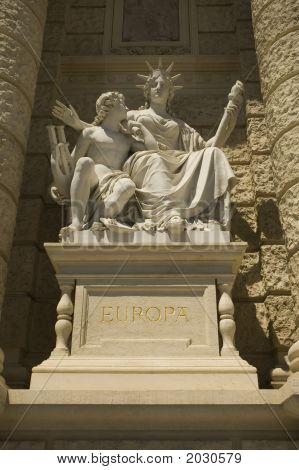 Statue Of Europa