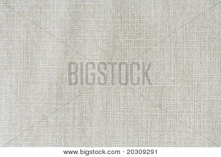 Linen canvas texture.