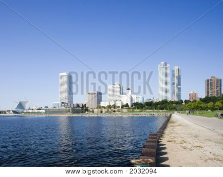 Milwaukee Skyline 2007