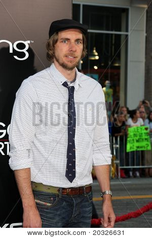 "LOS ANGELES - MAY 19:  Dax Shepard arriving at the ""The Hangover Part II""  Premiere at Grauman's Chinese Theater on May 19, 2011 in Los Angeles, CA"