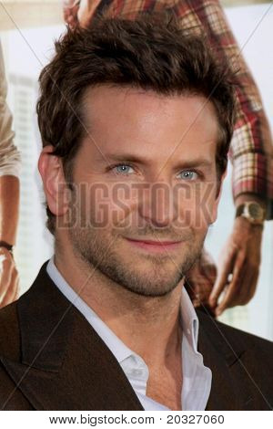 """LOS ANGELES - MAY 19:  Bradley Cooper arriving at the """"The Hangover Part II""""  Premiere at Grauman's Chinese Theater on May 19, 2011 in Los Angeles, CA"""