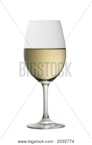 Glass Of Chardonnay