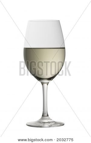 Glass Of Sauvignon Blanc