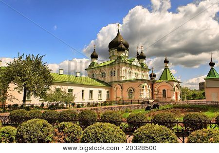 Orthodox church, Kiev, Ukraine