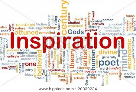 Background concept wordcloud illustration of humand mind inspiration