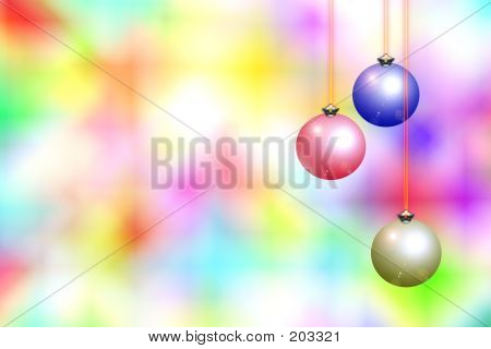 Christmas Hintergrund