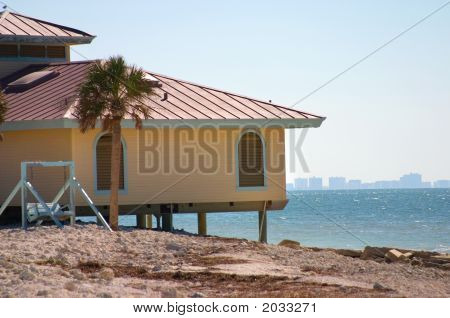 Honeymoon Island Beach