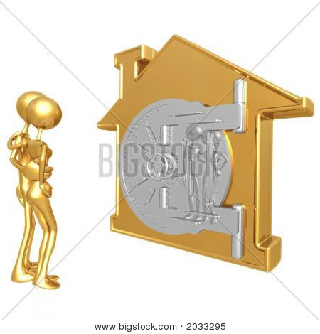 Golden Home Investment Vault