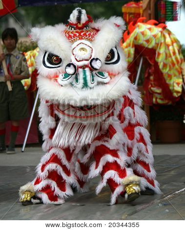 Dancing Lion, Chinese New Year Parade, Mid-Autumn Festival.