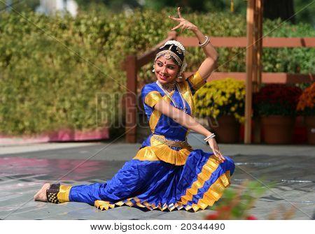 Dançarino indiano