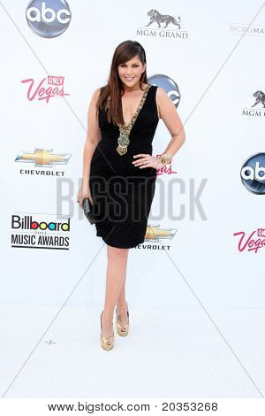 LAS VEGAS - 22 Mai: Hilary Scott Ankunft bei den 2011 Billboard Music Awards bei MGM Grand Garden Ar