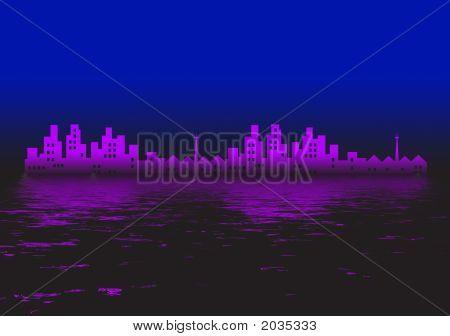 City Night 4