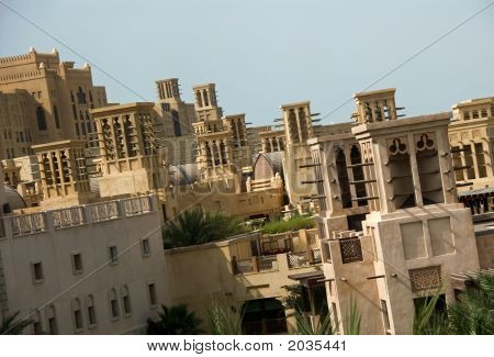 Madinat Windcatchers