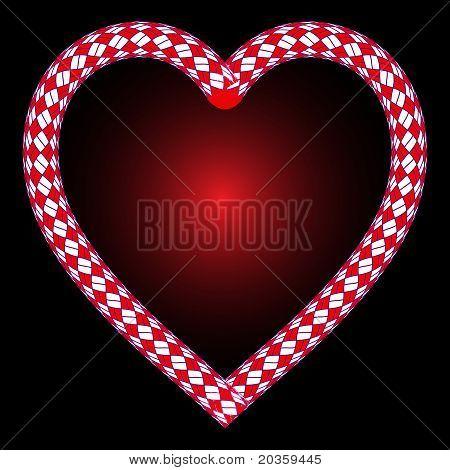 Climbing Rope Heart