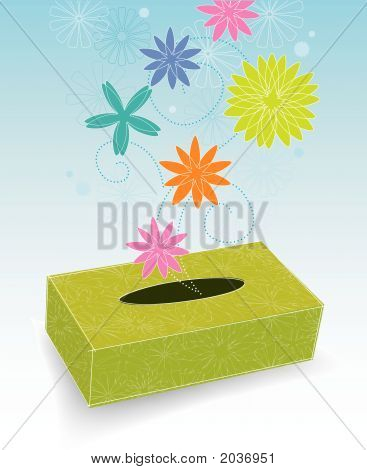 Box Of Flowery Sneezes