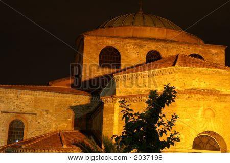 Orthodox Church In Saloniki