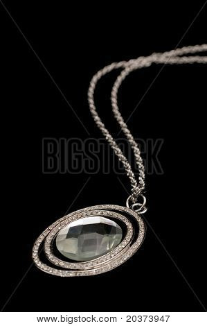 crustal necklace