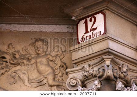 Graben - Famous Street In Vienna