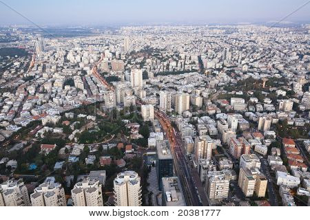 Ramat Gan Residential District