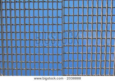 Céu de uma gaiola