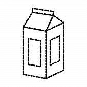 Tetrapak Milk Box poster