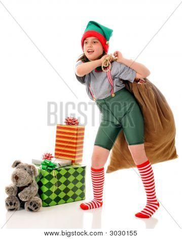 Working Elf