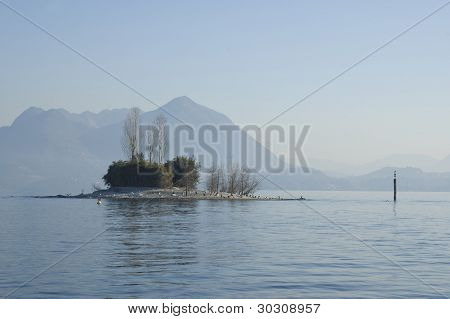 t island