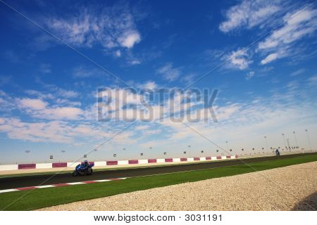 Lusail Race Track