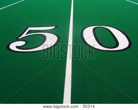 50-Yard Line