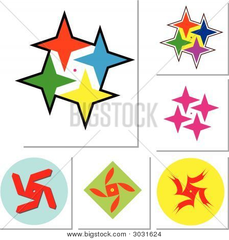 Swastik símbolos