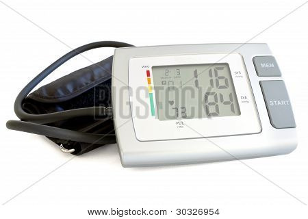 Healthcare Blood Pressure Monitoring