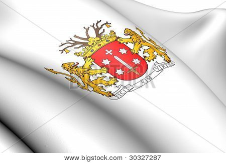 Haarlem Coat Of Arms, Netherlands.