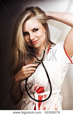 Love Struck Nurse