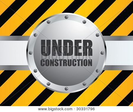 Special Under Construction Background
