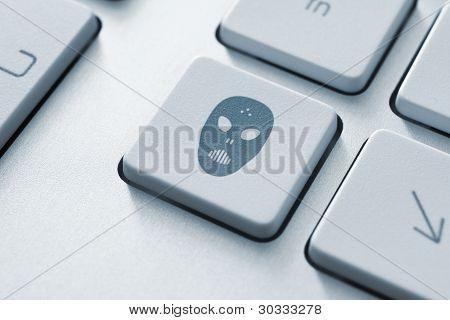 Raiders Attack Button