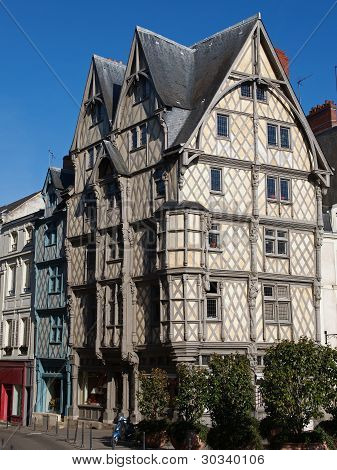 Adam's House, Angers France.