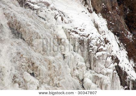 Montmorency Waterfal