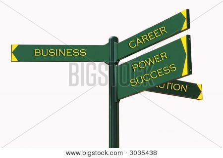Signpost Business
