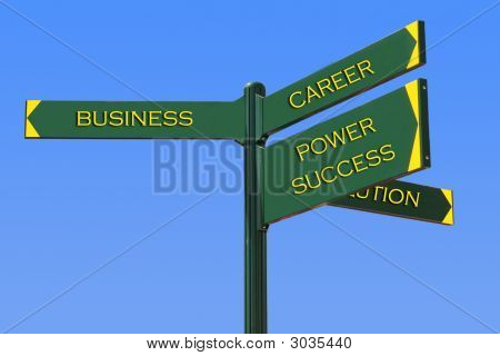 Business Signpost