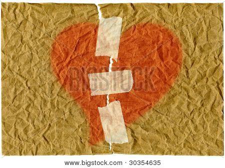 Leiden-Herz