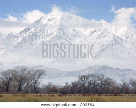 Mt. Tom After A Storm