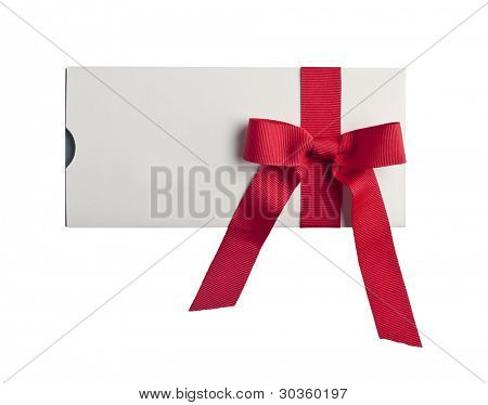 Blank giftcard - insert your own design