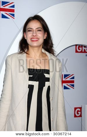 LOS ANGELES - FEB 24:  Sophie Winkleman arrives at the GREAT British Film Reception at the British Consul General�¢??s Residence on February 24, 2012 in Los Angeles, CA.