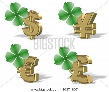 Clover And Money