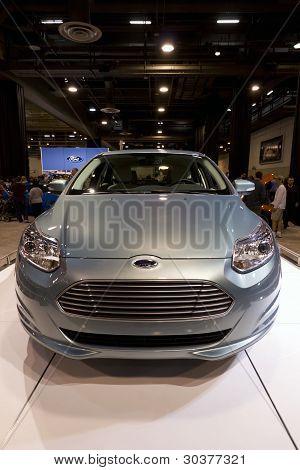 Ford Focus Electric Car