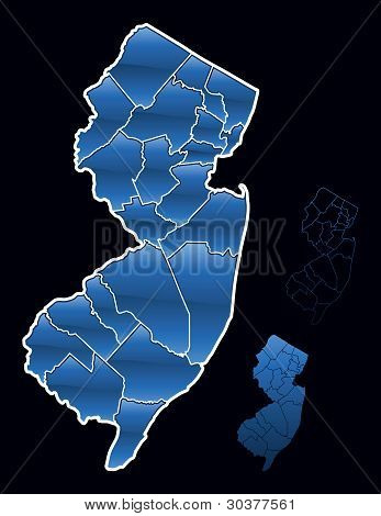Counties of New Jersey