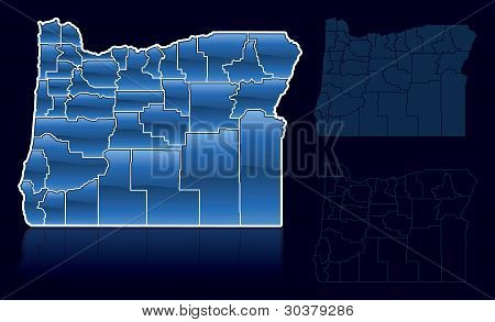 Counties of Oregon