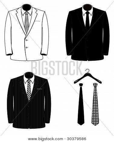 Vector Suits (One Color)